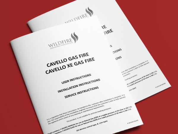 Instruction Manuals  Wildfire